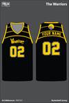 The Warriors Women's Basketball Jersey - RMTXtT