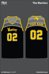 The Warriors Women's Basketball Jersey - hSxUPh