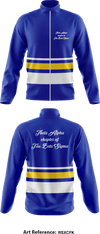 Theta Alpha chapter of Tau Beta Sigma Store 1 - Track Jacket - rSXcFk