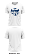 Thunder FC1 Short-Sleeve Hybrid Performance Shirt - Beda7k