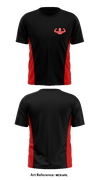 Toostrong Fitness - Short-Sleeve Hybrid Performance Shirt - mCKArL