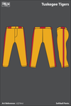 Tuskegee Parks and Recreation Softball Pants - LQ7XmJ