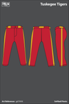 Tuskegee Parks and Recreation Softball Pants - gd7HHX
