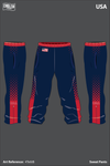 Team USA Sweatpants - 4Te6tB