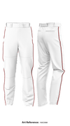 Upstate Red Sox Store 1 Baseball Pants - nVe3nM