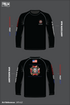 VFW SHIRTS Long-Sleeve Hybrid Performance Shirt - 2XFxGZ