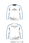 Visions Interior Solutions, LLC Long-Sleeve Hybrid Performance Shirt - 7nkuqS