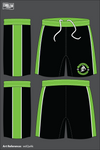 Wakefield High School Boys Soccer Athletic Shorts with pockets - wdQaAk