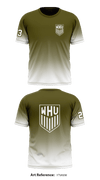 West Houston United Short-Sleeve Performance Shirt - YtVAxw
