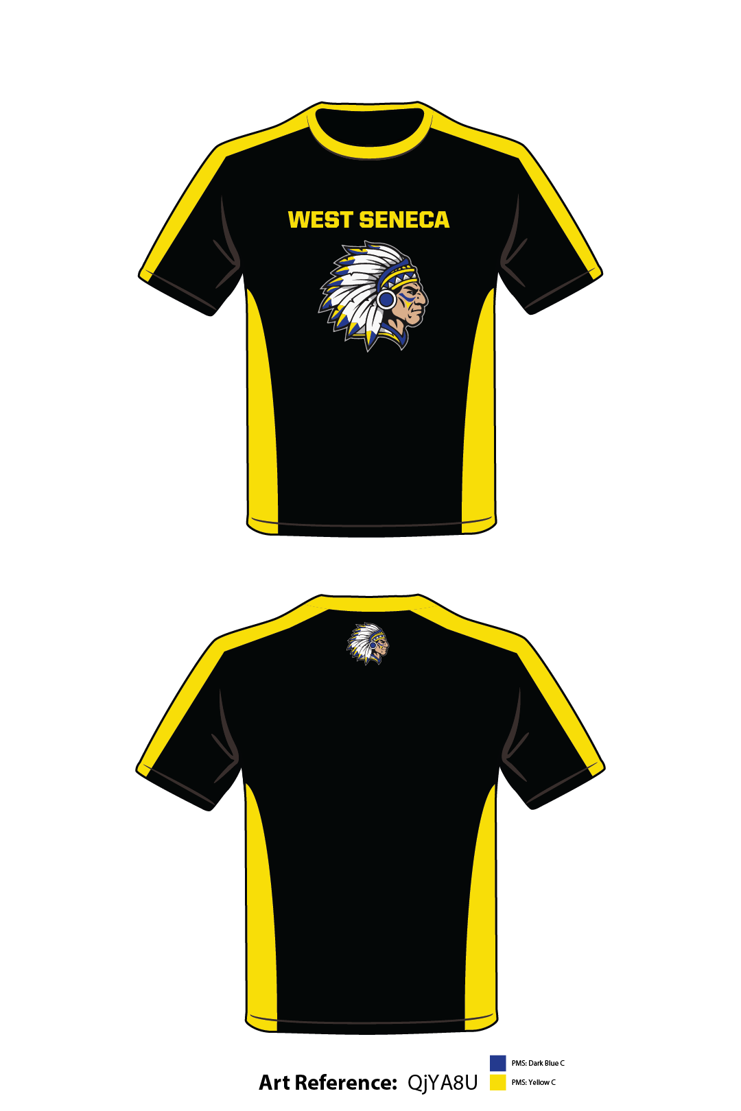 West Track T-shirt