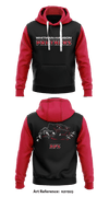 Whitman-Hanson Youth Panthers Hoodie - k8y95Q