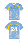 Wizards Lacrosse Jersey - GDsEqb