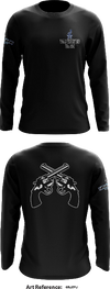 YachtSea Sailing - Long-Sleeve Hybrid Performance Shirt - 6BjzFj