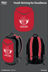 Youth Striving for Excellence Gear Bag - RG6232