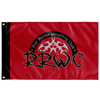 Red Roots Wrestling Flag - WMTXpv