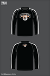 Chagrin Falls High School Girls Lacrosse Long-Sleeve Hybrid Performance Shirt - gZyTpy
