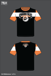 Chagrin Falls High School Girls Lacrosse Short-Sleeve Hybrid Performance Shirt - kafZeL