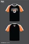 Chagrin Falls High School Girls Lacrosse Short-Sleeve Hybrid Performance Shirt - sgeHws