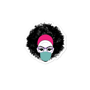 Fro Sticker