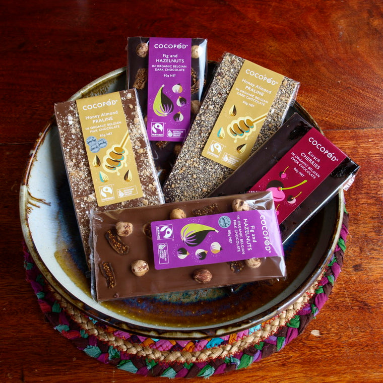 Lindsay & Edmunds Fairtrade  Chocolate  Hamper