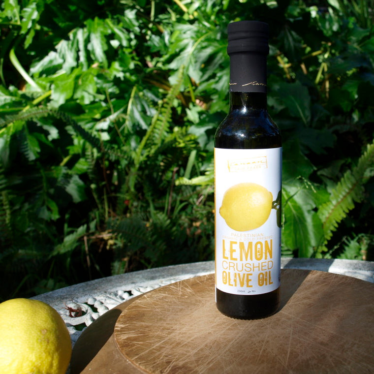 olive oil lemon infused