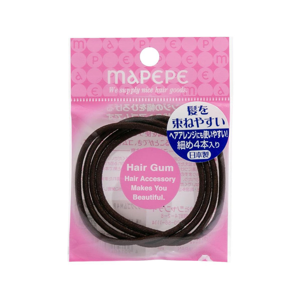 Mapepe Ring Rubber M Br 2.5mm (4pcs)