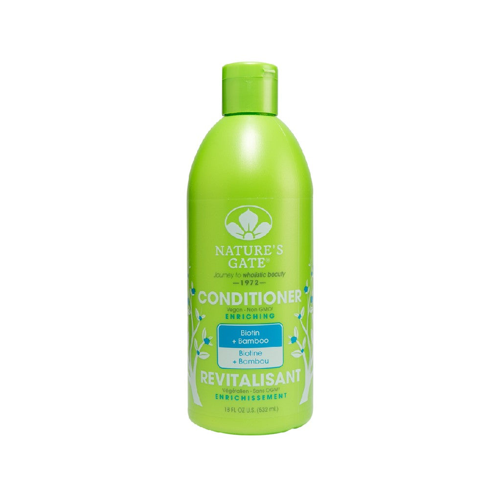 Naturesgate Biotin+ Bamboo Enriching Conditioner