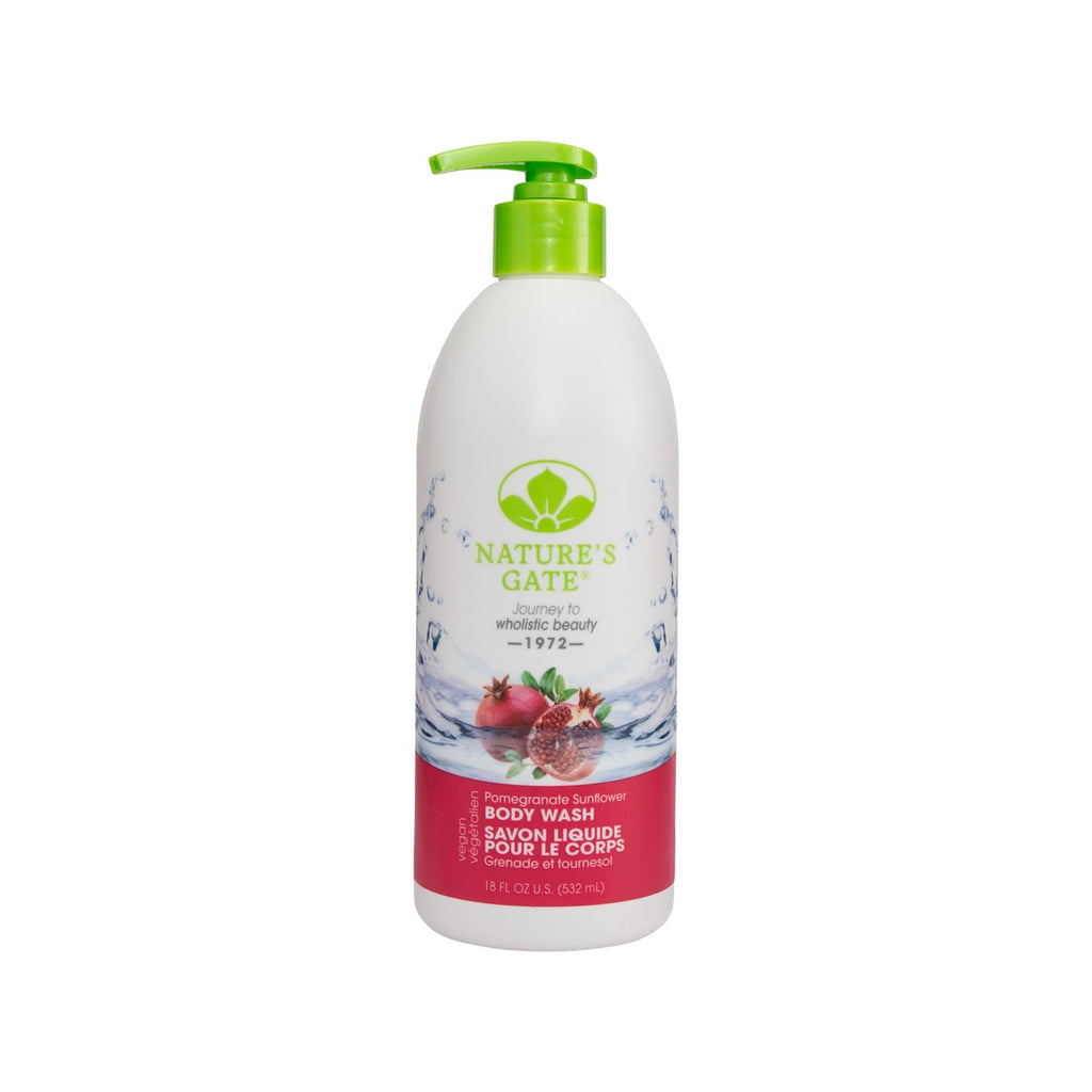 Naturesgate Pomegranate Sunflower B/W 18Oz