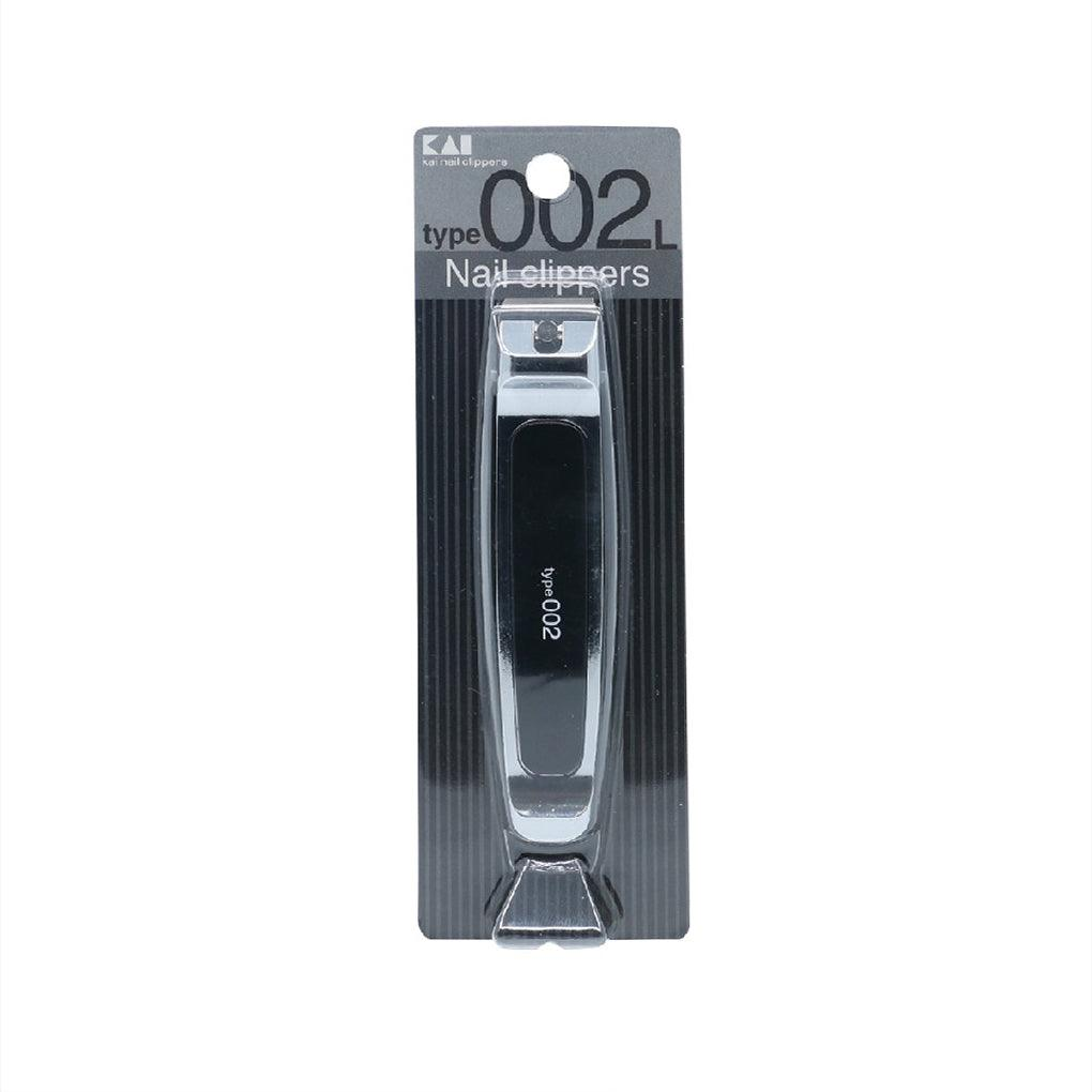 Kai Nail Clippers Type 002L (Black)