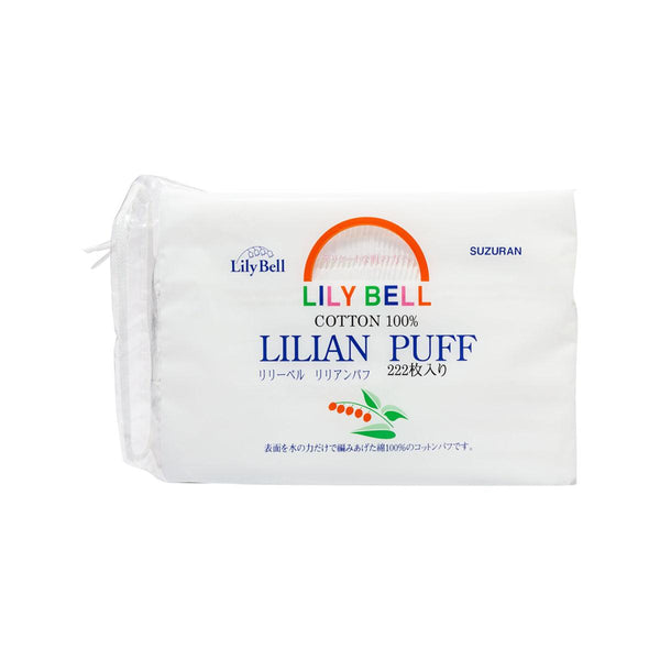 Lilybell Pur Puff Cotton 222 pcs