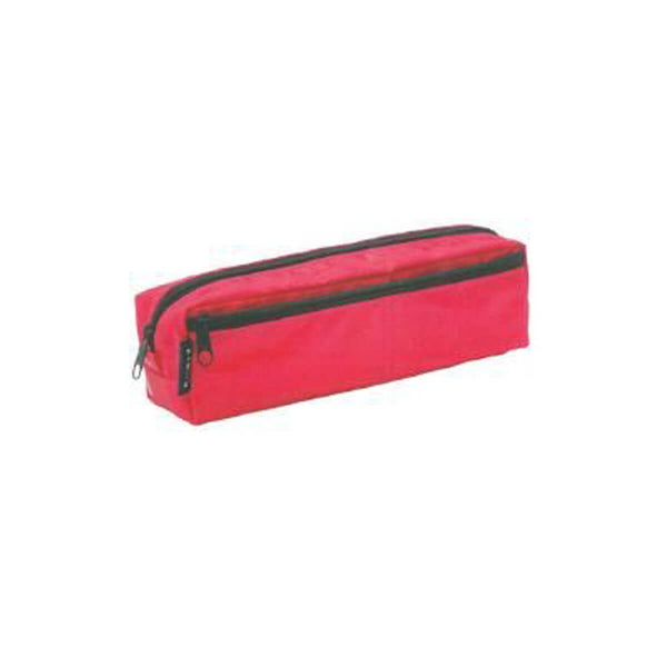 Cubix Pencase 50 x 190mm Red