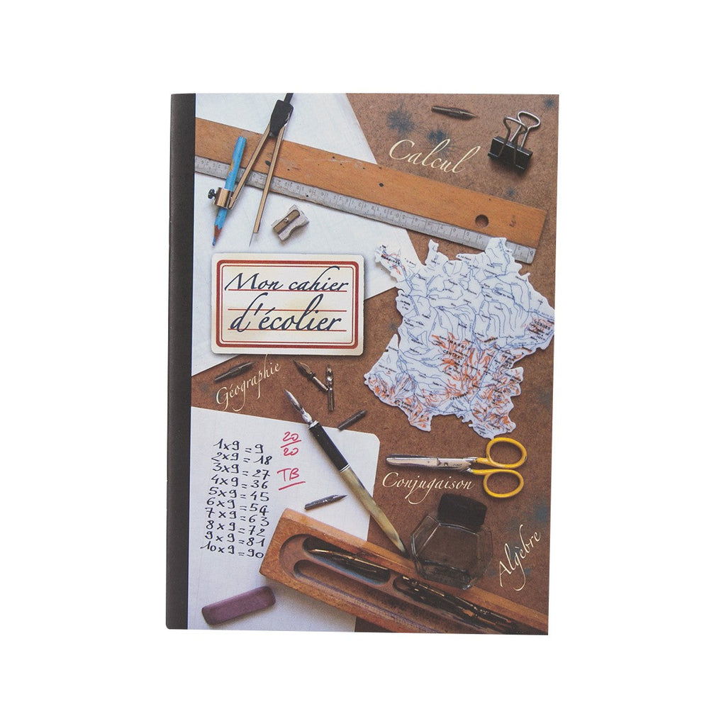 French A5 Notebook - Stationery