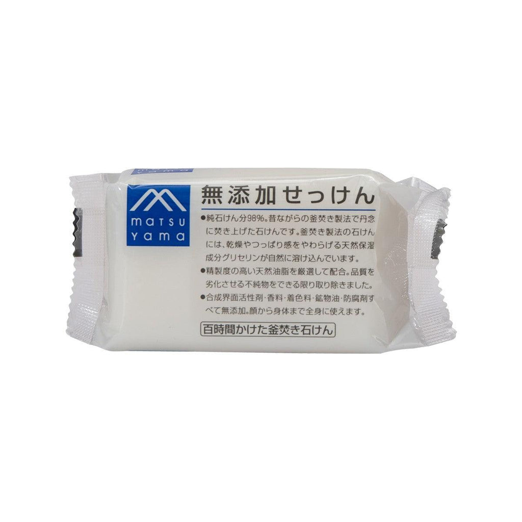 Matsuyama Additive-Free Soap 100g