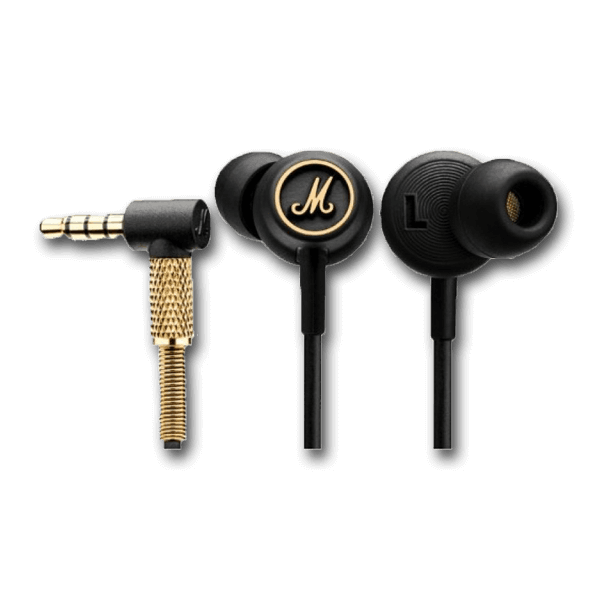 Marshall Mode EQ iOS Earphone Black