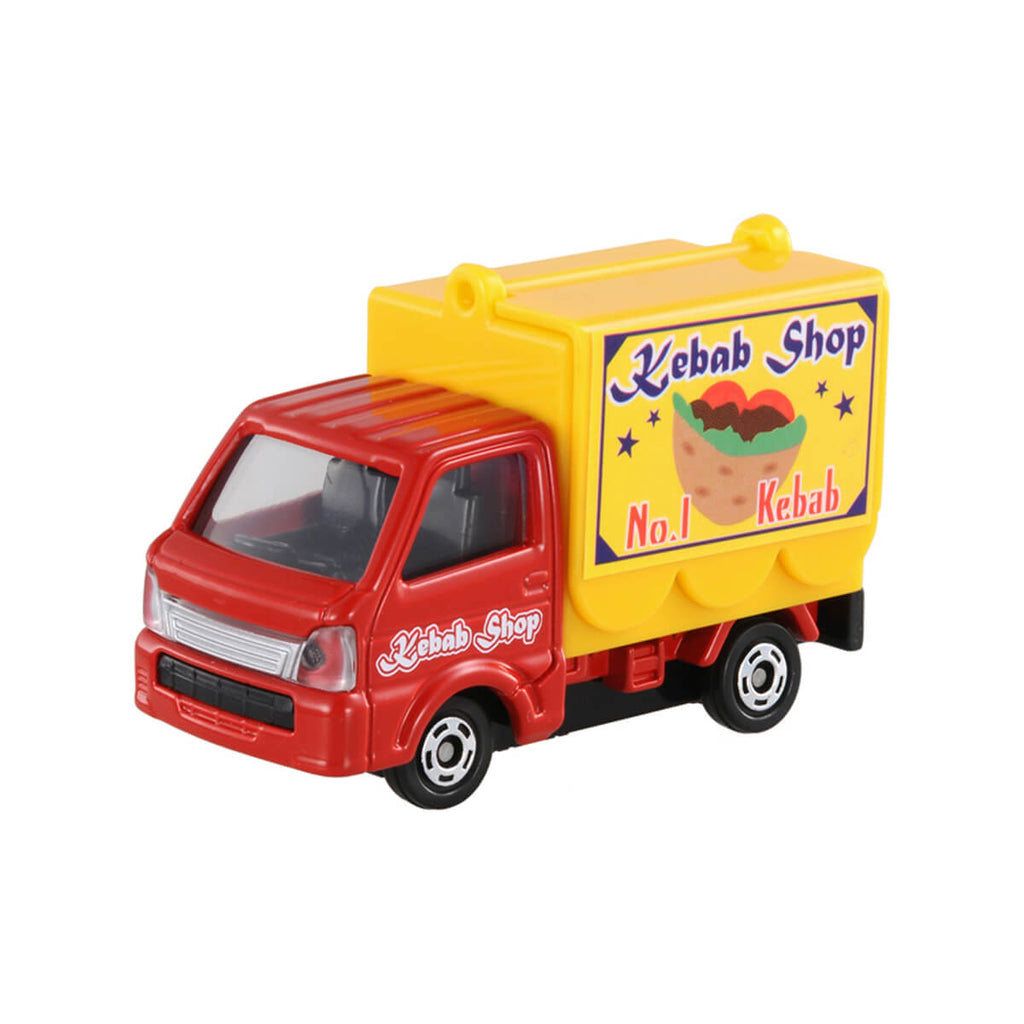 Tomica  BX057 Suzuki Carry Food Vans-Kebab