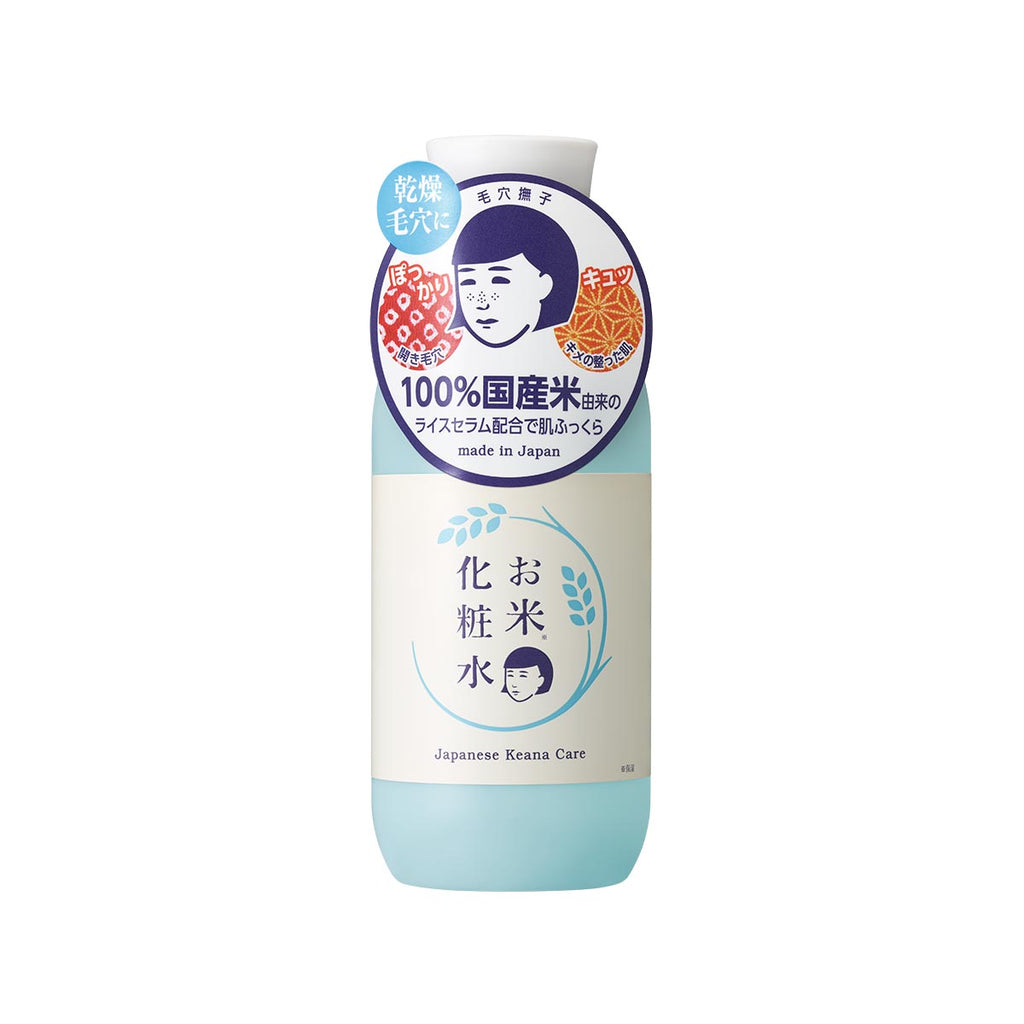 ISHIZAWA LAB NADESHIKO Pore Care Rice Serum Toner (200mL)