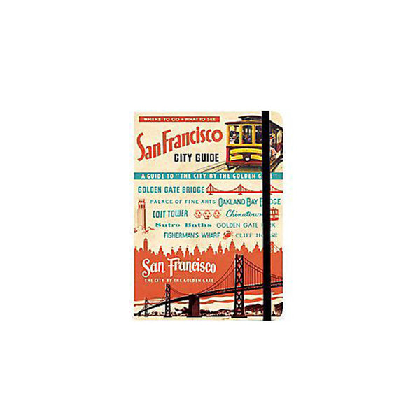 City Guide Notebook - San Francisco