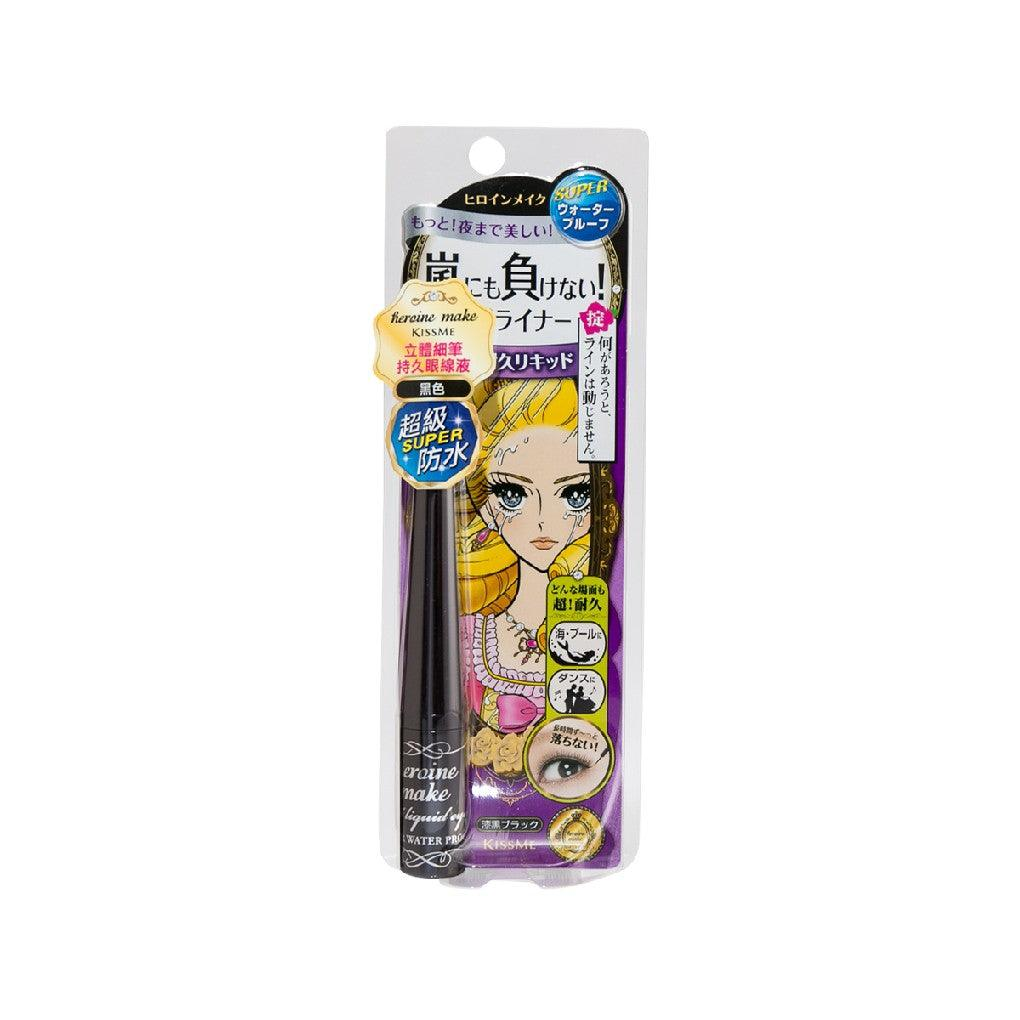 Heroinemake Impact Liquid Eyeliner Super Wp
