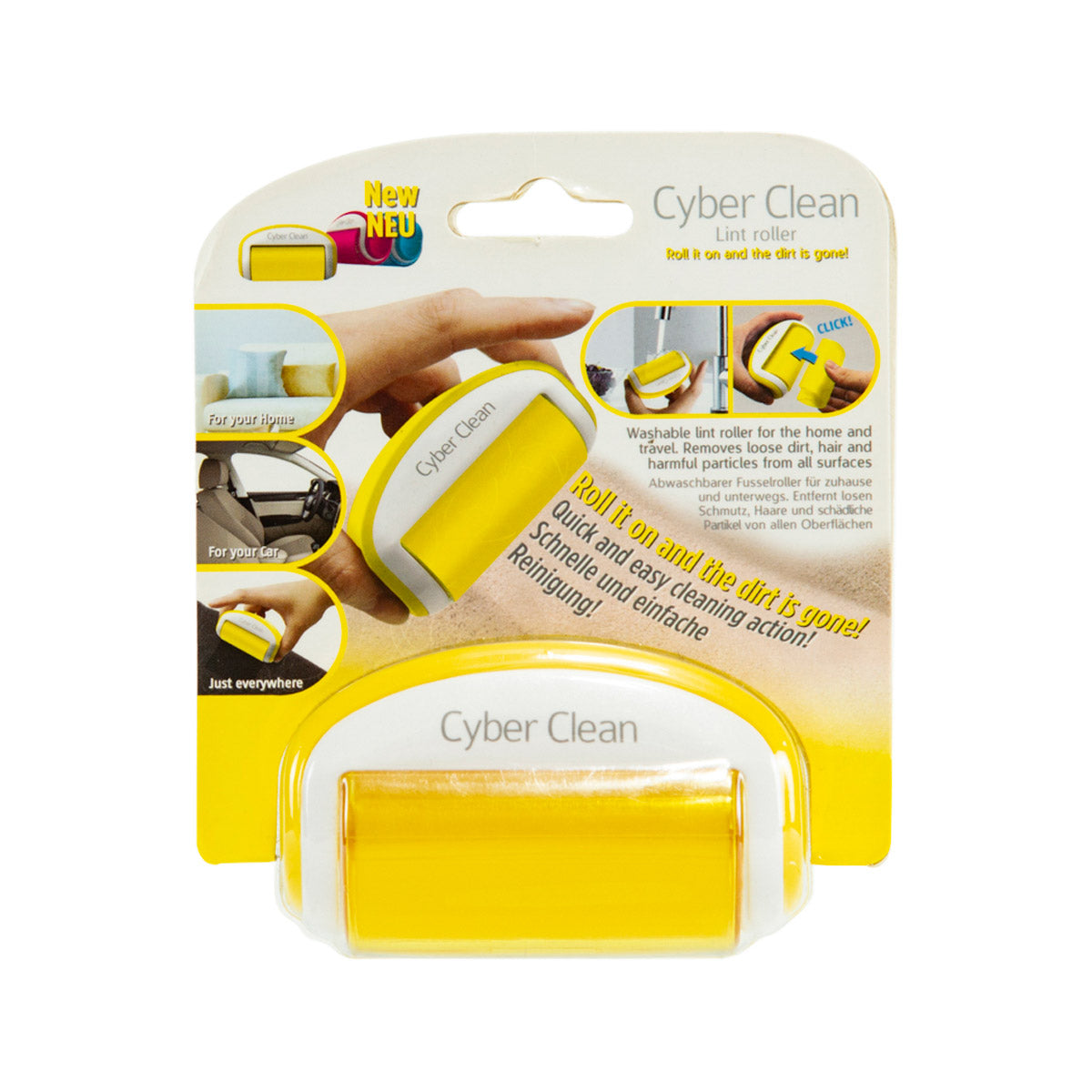 CYBER CLEAN Cyber Clean Rollcare On The Go