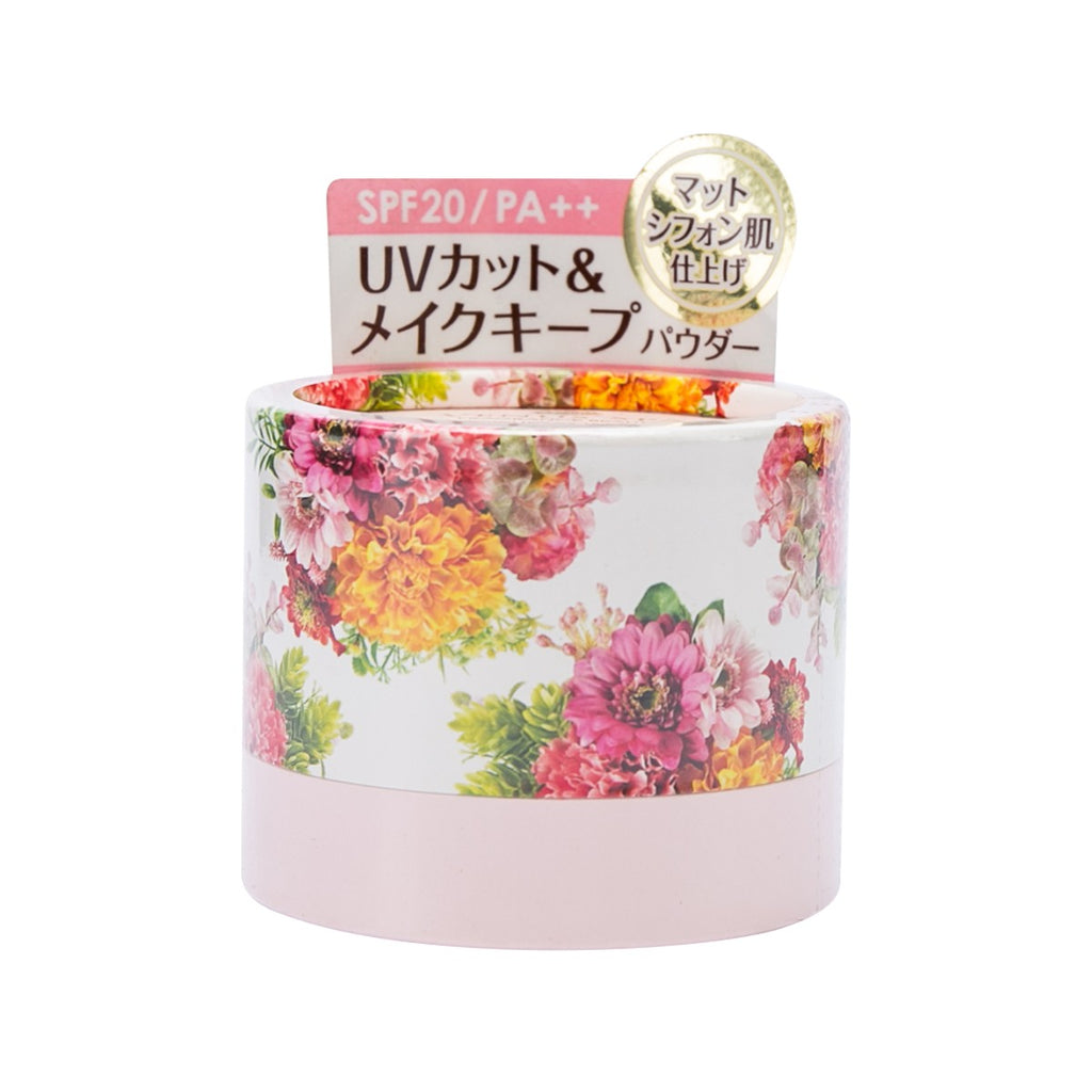 Venusspa Fragrance Uv Cut Powder Floral Drop