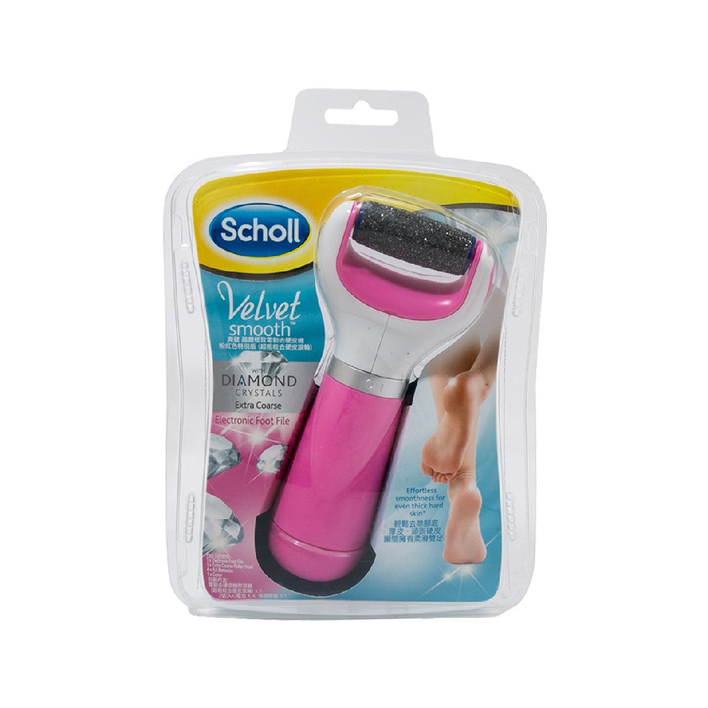Scholl Velvet Smooth Gift Pack Diamond(Pink)