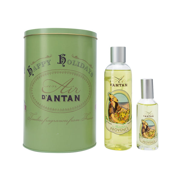 Unairdantan Les March?s De Provence Edt 20Ml+Sg250Ml