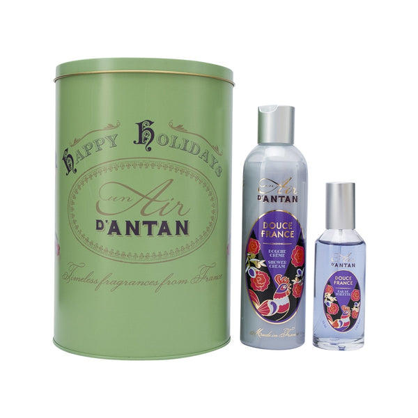 Unairdantan Douce France Edt 50Ml + Sg250Ml