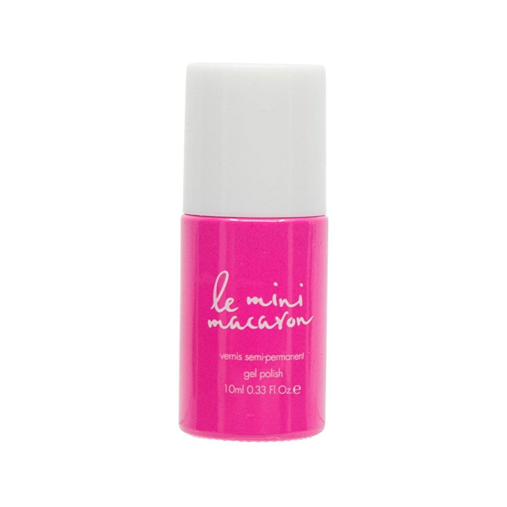 Le Mini Macaron Individual Gel Polish - Strawberry Pink