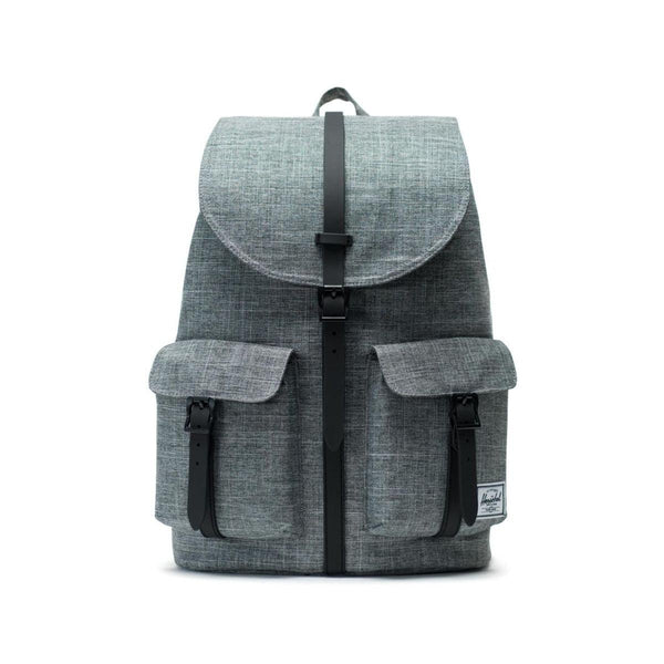 HERSCHEL Dawson Backpack-Raven Crosshatch