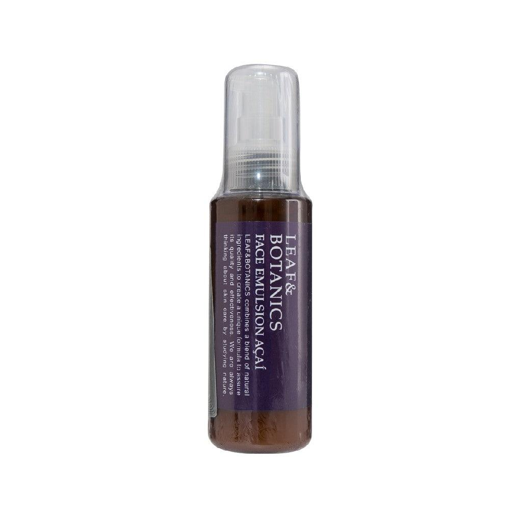 Face Emulsion  Acai 100mL