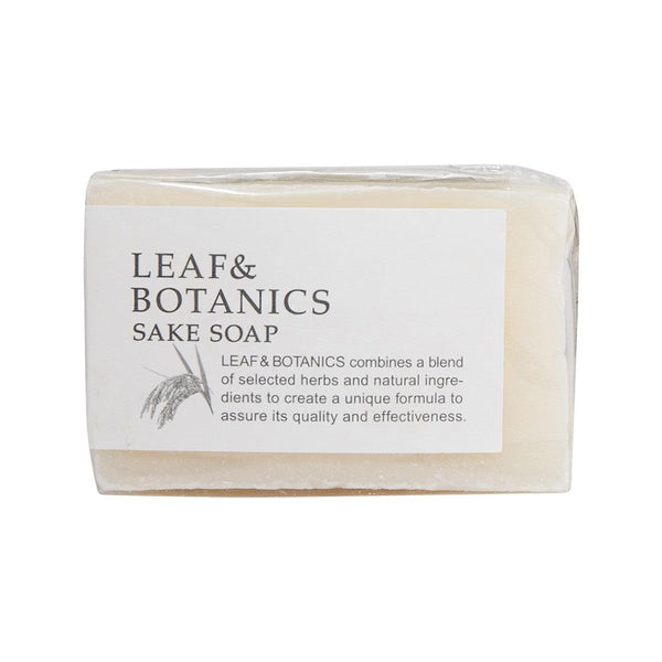 LEAF BOTANICS Mother Soap Sake 90g