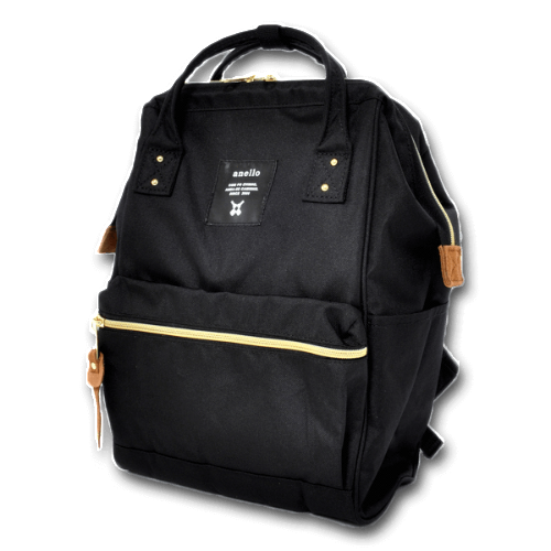 Anello Carrot Backpack AT-B0197B - Mini Black