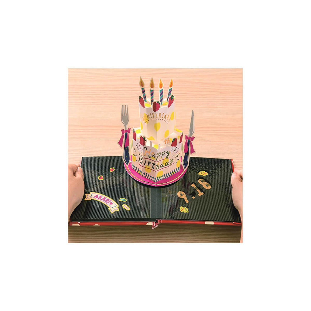 Iroha Album Pop Up - Birthday