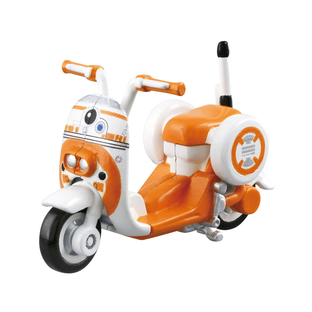 Tomica Star Cars Bb-8 Scooter